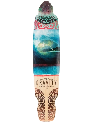 "Gravity Dropkick 43"" - Deck Only"
