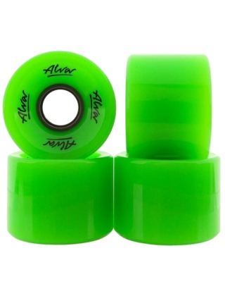 Alva Cruiser 60mm Solid Wheels - Multi