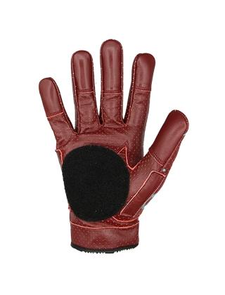 Slide gloves BamBam Leather Gloves - Harry Clark World Champ Photo 1