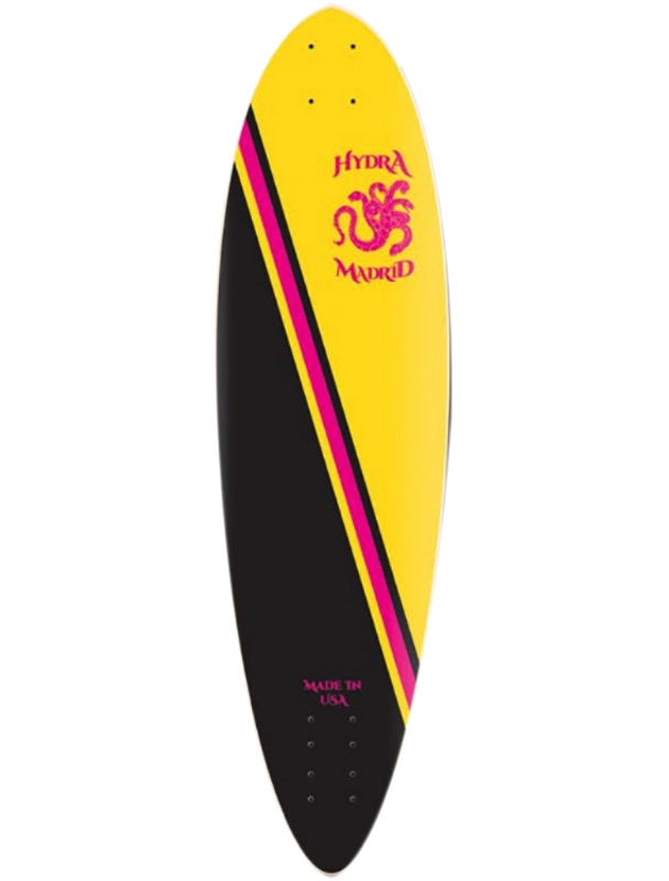 """Longboard & cruiser deck Madrid Hydra 33.5"""" - Deck Only Cover Photo"""