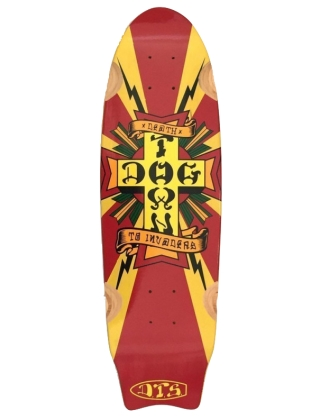 Dogtown Death To Invaders - Deck Only