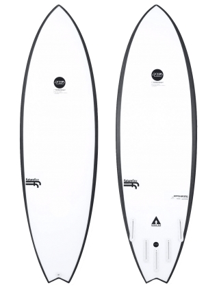 Hayden Shapes Hypto Krypto Step Up FF Futures - 6'0