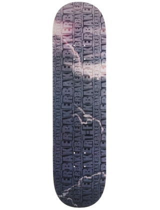 "Baker Repeat Grey 8.5"" - Deck"