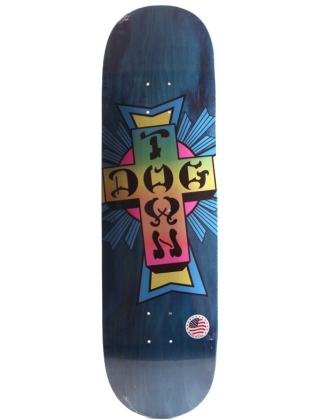 "Dogtown Street Cross Logo 8.75"" - Deck"