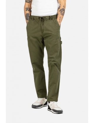 Pantalon Reell Jeans Reflex Easy Worker Clay olive Photo 1