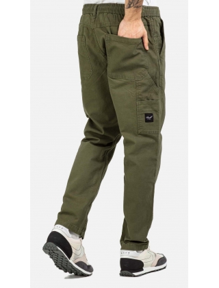 Pantalon Reell Jeans Reflex Easy Worker Clay olive Photo 2