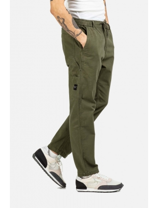 Pantalon Reell Jeans Reflex Easy Worker Clay olive Photo 3