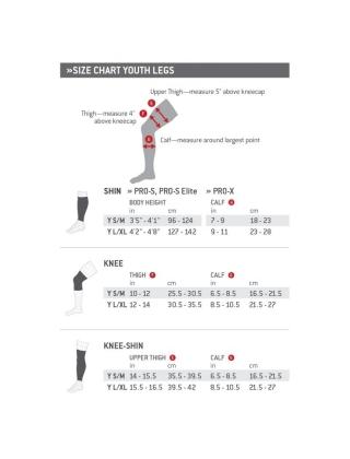 Knee pads skateboard, longboard G-Form Pro-X Knee/Shin Guards Youth Photo 1