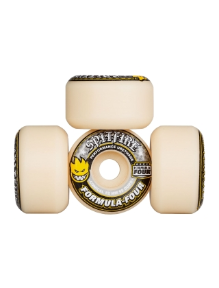 Spitfire Wheels Pack M Formula Four 99D Full No - 52mm