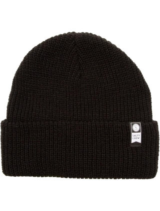 Salty Crew Alpha Beanie - Black