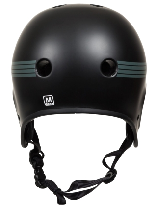 Helmet skateboard, longboard Pro-Tec Full Cut Certified Matte Black - Helmet Photo 3