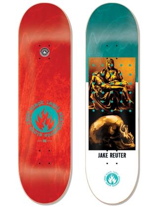 """Black Label Jake Reuter """"Juxstapose"""" 8.75'' - Deck"""