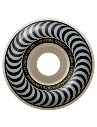 Spitfire Pack F4 101 Classic Silver 54mm