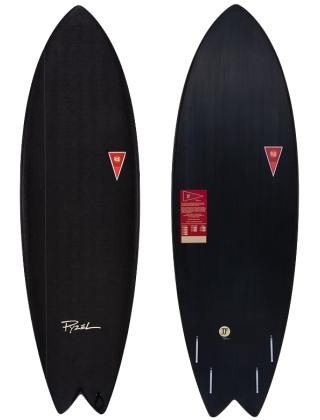 Pyzel JJF Astrofish 5.6' Surf - Black