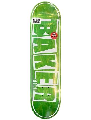 Baker JF Brand Name Green Veneer 8.25'' - Deck