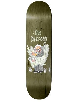 Deathwish Jon Dickson Mice & Men 8.3'' - Deck