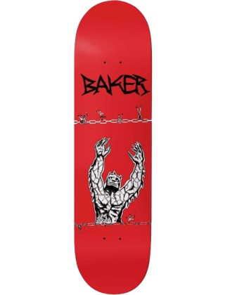 Baker Kader Sylla Judgment Day 8.38'' - Deck