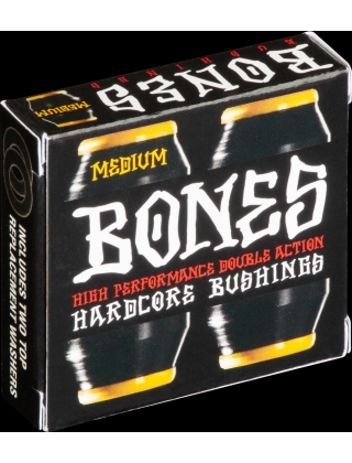 Bones Medium bushings Black