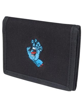 Santa Cruz Mini Hand Wallet - Black