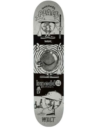 Inpeddo Mr. Earth 8.25'' - Deck only
