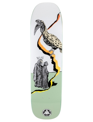 Welcome Ryan Lay Inferno on Stonecipher White/Sage 8.6'' - Deck