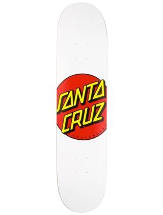 Santa Cruz Classic Dot Multi - Deck