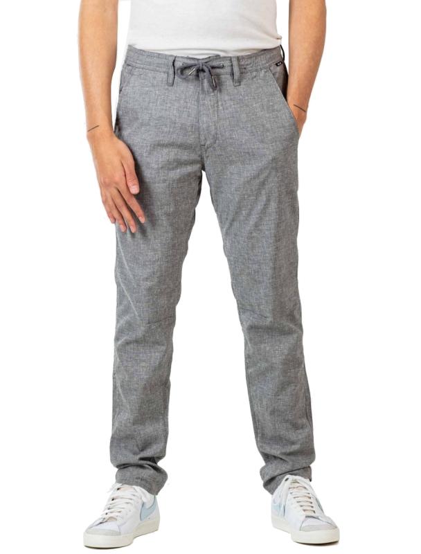 Pants Reell Reflex Evo Pant - Grey Linen Cover Photo