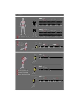 Knee pads skateboard, longboard G-Form Pro-X Knee Pads Youth - Black Photo 1