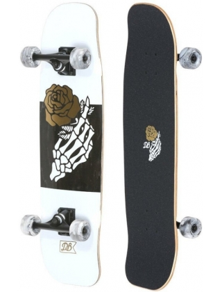 "DB Longboards Crook 32"" Cruiser Skateboard Complete."