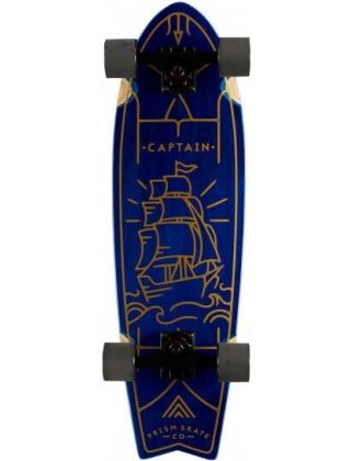"Prism Captain Liam Ashurst 31"" Cruiser Skateboard Complete."