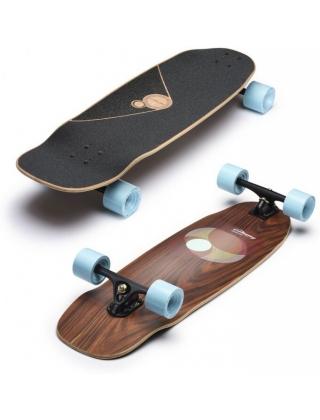 Longboard Loaded Omakase Grip N Rip Longboard Complete. Photo 1