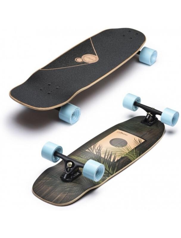 Longboard Loaded Omakase Grip N Rip Longboard Complete. Cover Photo