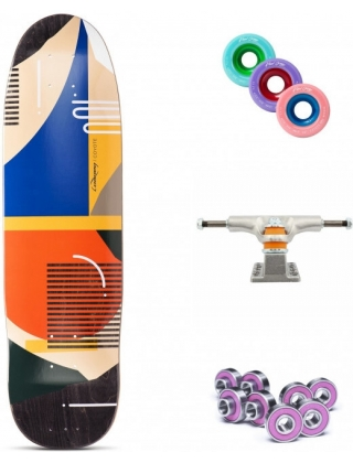 """Loaded """"Hola Lou"""" Coyote All-round 30.75"""" Longboard Complete."""