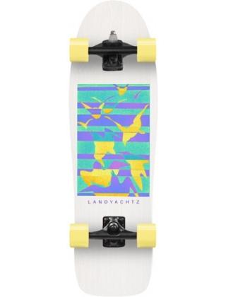"Landyachtz Surf Life Birds 32"" - Surfskate Complete."