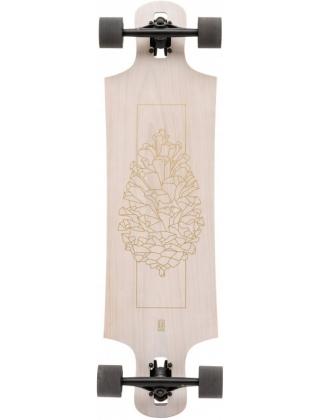 Longboard Landyachtz Drop Hammer White Oak Complete. Photo 2