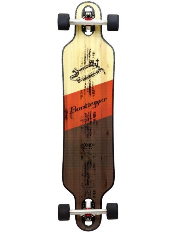 Longboard Moonshine Bootlegger Longboard Complete. Cover Photo