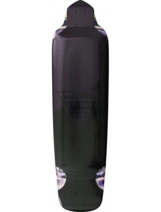 Madrid Bigfoot Purple Metallic Premium Complete.