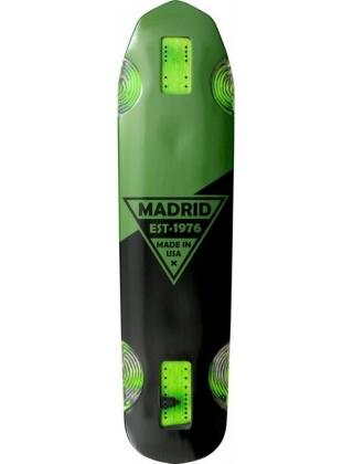 Madrid Nessie Green Metallic Premium Complete.