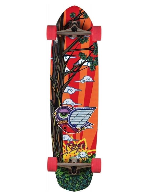 Longboard Rayne Anthem Longboard Complete. Cover Photo