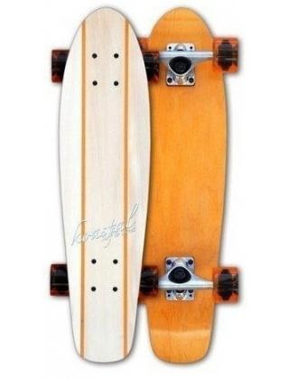 "Koastal Fire 27"" Cruiser Skateboard Complete."
