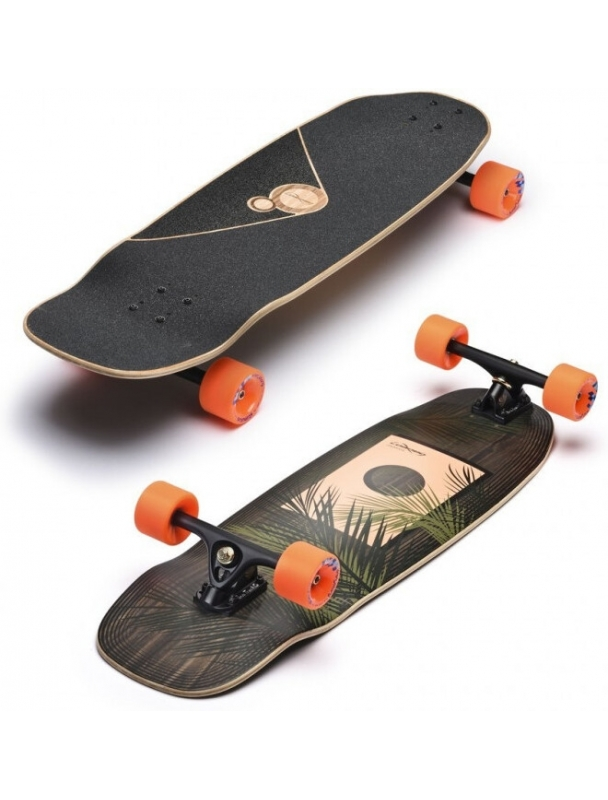 Longboard Loaded Omakase All-Around Longboard Complete. Cover Photo