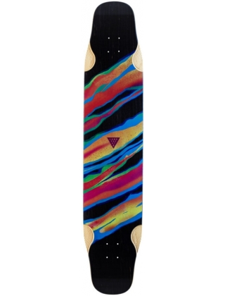 "Landyachtz Stratus Spectrum 46"" - Longboard Deck."