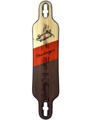 Moonshine Bootlegger Longboard Deck.
