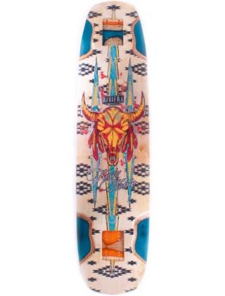 Riviera Buffalo Blunt Kody Noble Pro Model Longboard Longboard Deck.