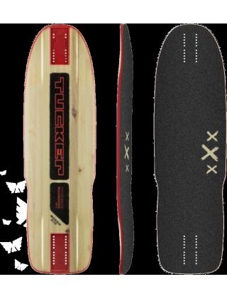 Moonshine Tucker Longboard Deck.
