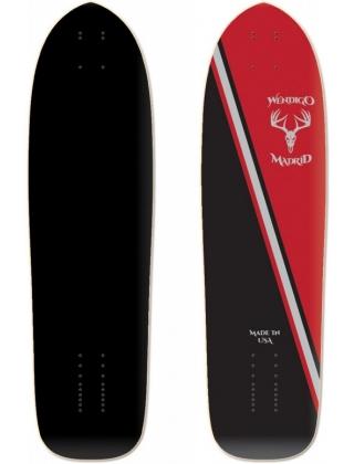 """Madrid Wendigo 34"""" Longboard Deck."""
