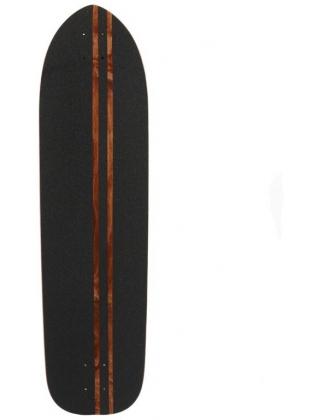 "Landyachtz Osteon Observer 35"" Longboard DeckLandyachtz Freeride Leather Patch Slide Gloves."