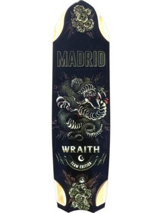 Madrid Pro Series Wraith Team Edition Longboard Deck.
