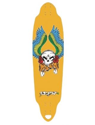 Rayne Heritage Series Avenger Longboard Deck.