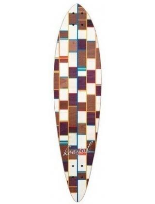 Koastal Meat Loaf Pin Deluxe Longboard Deck.